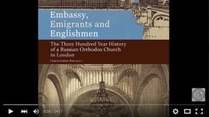 Book Embassy Emigrants Englishmen London Russian Orthodox Church history