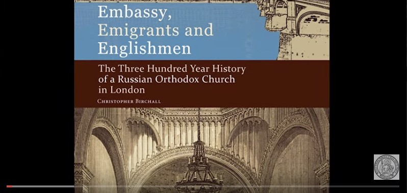Book Embassy Emigrants Englishmen London Russian Orthodox Church history
