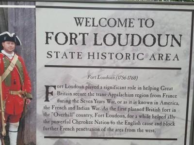 Fort Loudoun Tennessee