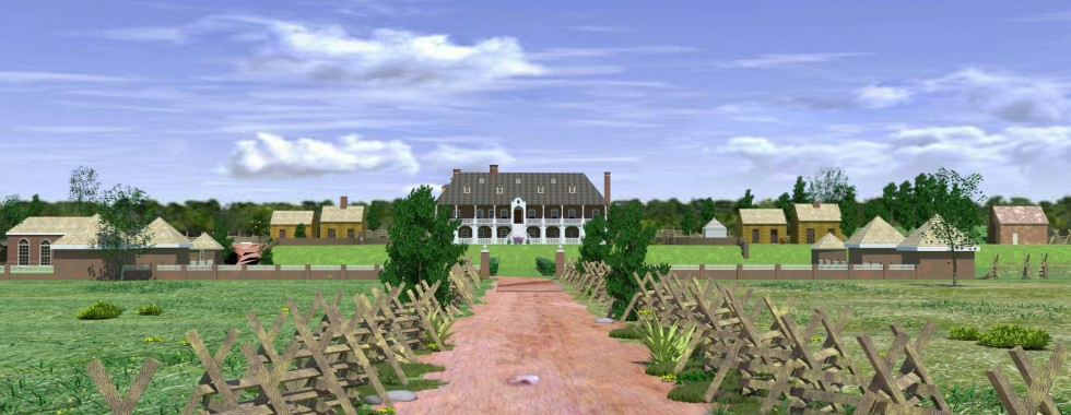Green Spring Plantation, colonial national historic park, philip ludwell