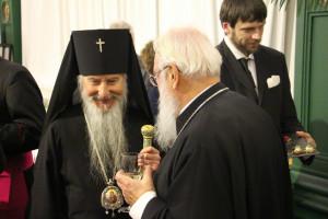 London book launch Embassy Emigrants Englishment Metropolitan Kallistos Ware Archbishop Mark ROCOR