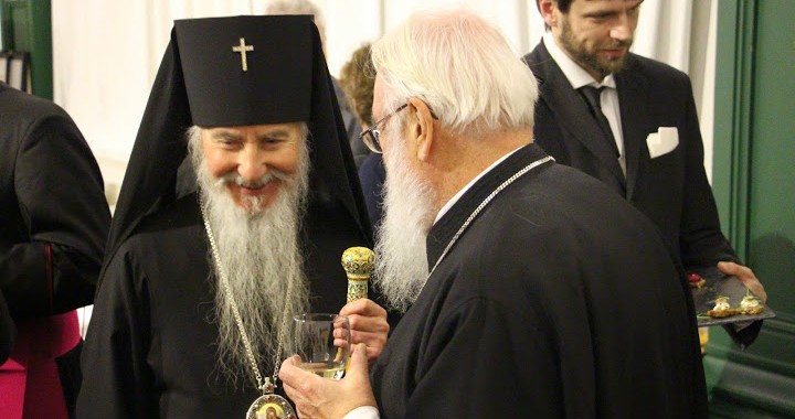 London book launch Embassy Emigrants Englishment Metropolitan Kallistos Ware Archbishop Mark ROCOR
