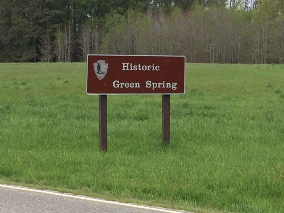 Green Spring Plantation Williamsburg Virginia