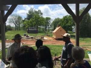 montpelier virginia slavery james madison archaeology