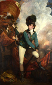 banastre tarleton, battle of green spring