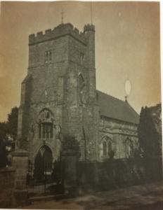 bow church london, burial funeral philip ludwell iii