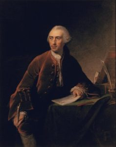 London merchant Samuel Vaughan