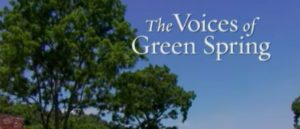 voices of green spring video, friends of green spring