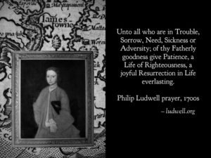 philip ludwell prayer