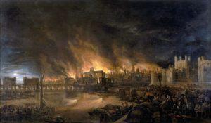 great fire of london ludwell berkeley georgirenes
