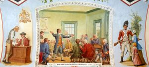 first continental congress 1774 in Philadelphia