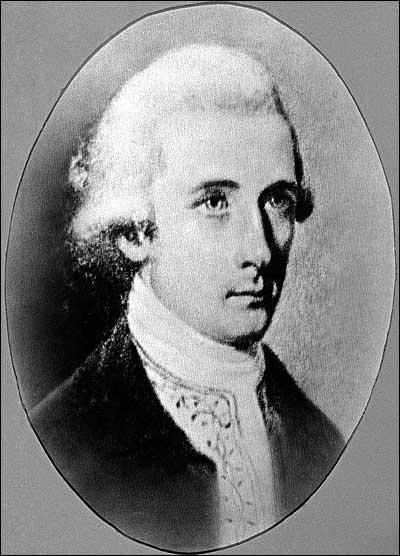 benjamin waller portrait