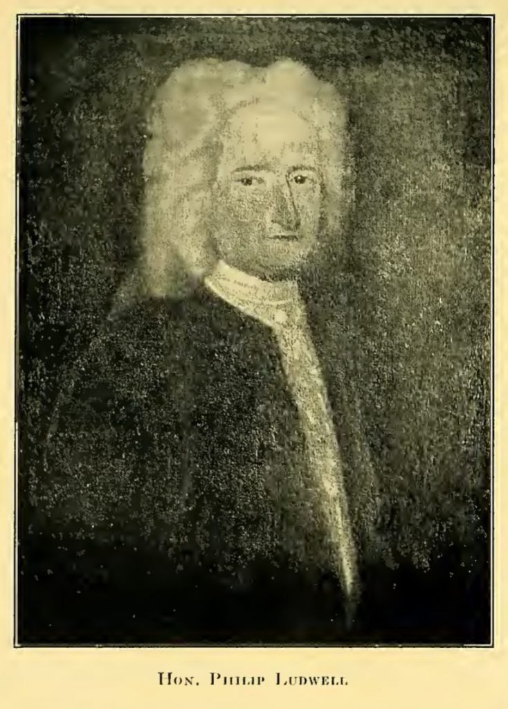 Portrait of Philip Ludwell I