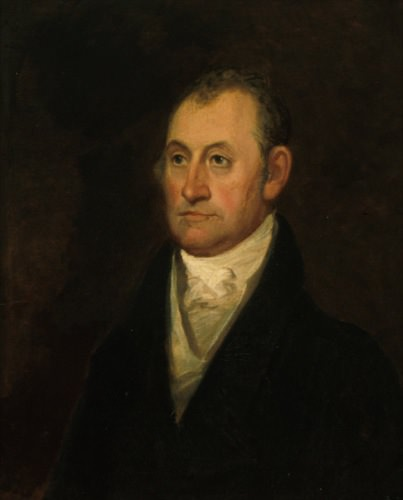 Thomas Todd portrait - Supreme Court Justice from Kentucky